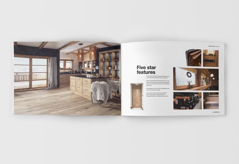 luxury home brochure domaine du roc