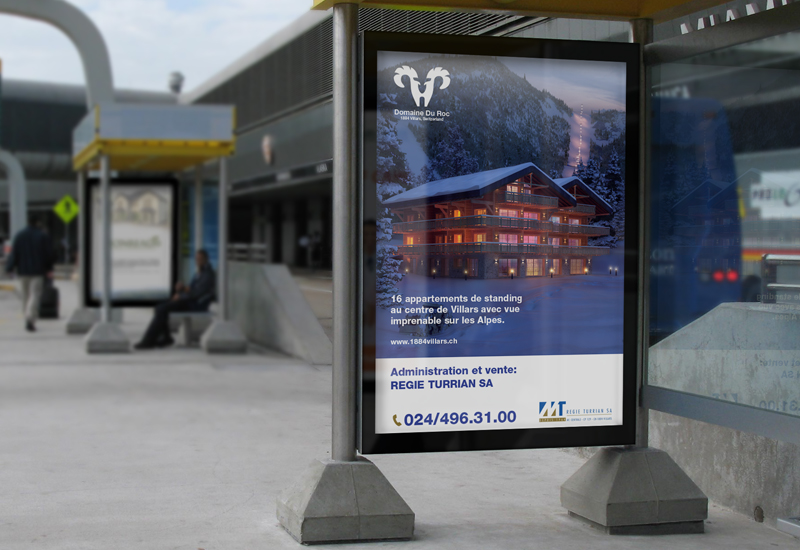luxury home outdoor cgi advertising