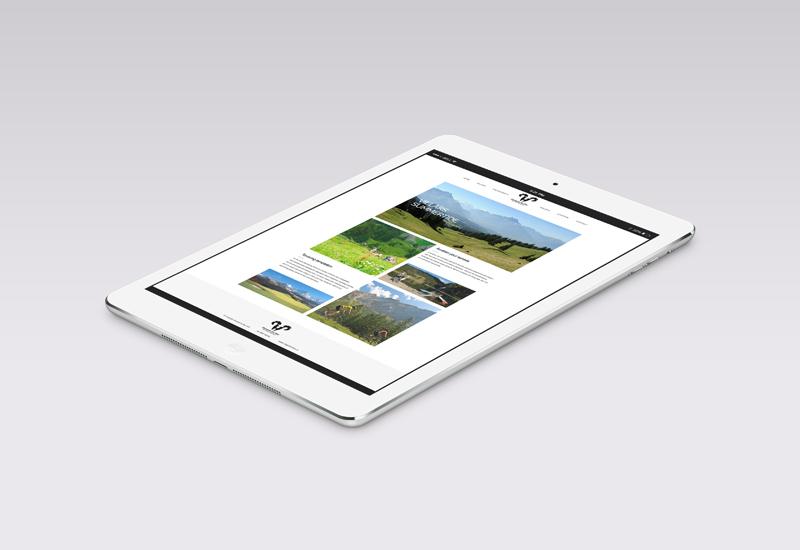 luxury home digital brochure