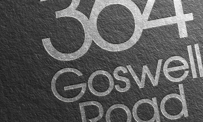 beautiful brochure design goswell logo