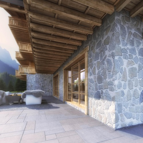 luxury architectural visualisation