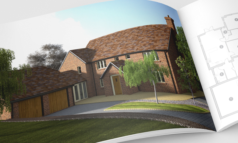 property development sales package visualisation